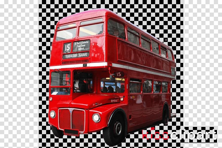красный автобус png clipart Bus AEC Routemaster New Routemaster