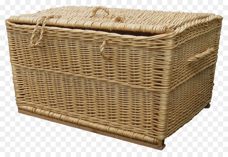 truhla proutěná clipart Laundry Basket Clothing