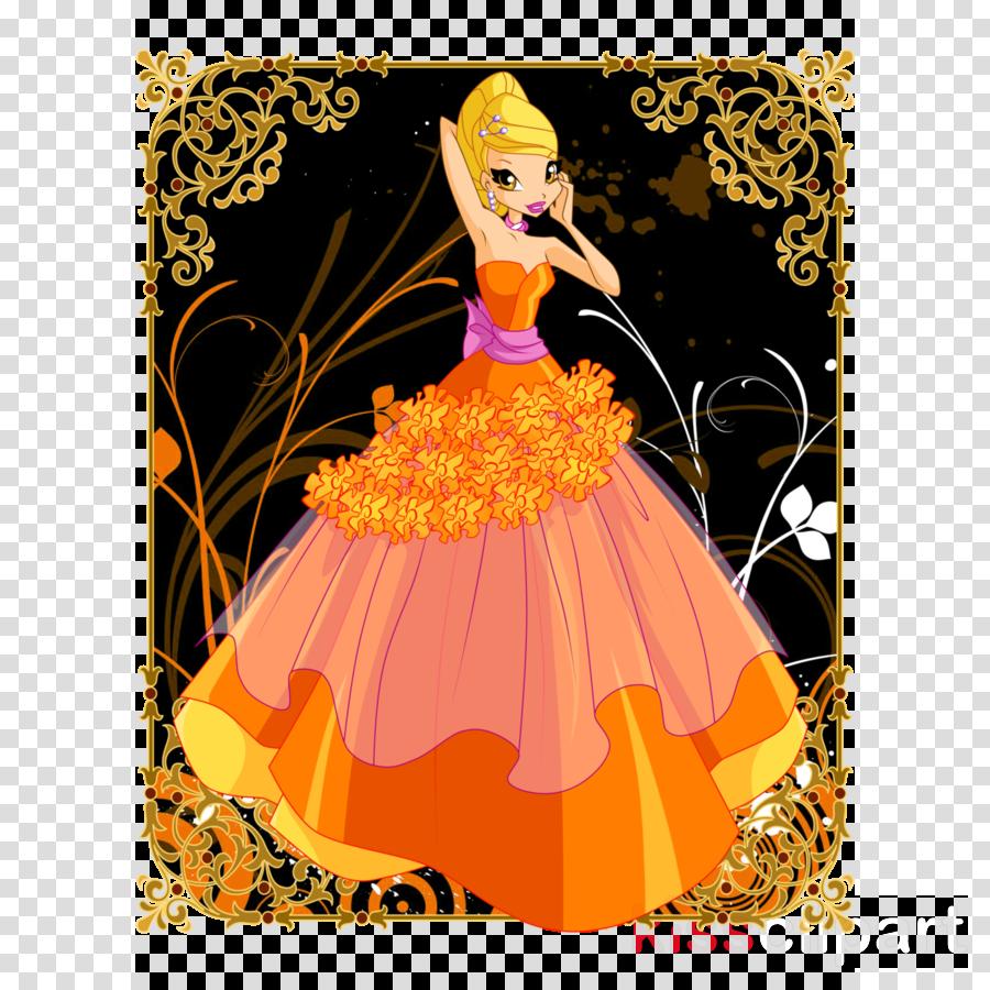 Winx Club New Dresses