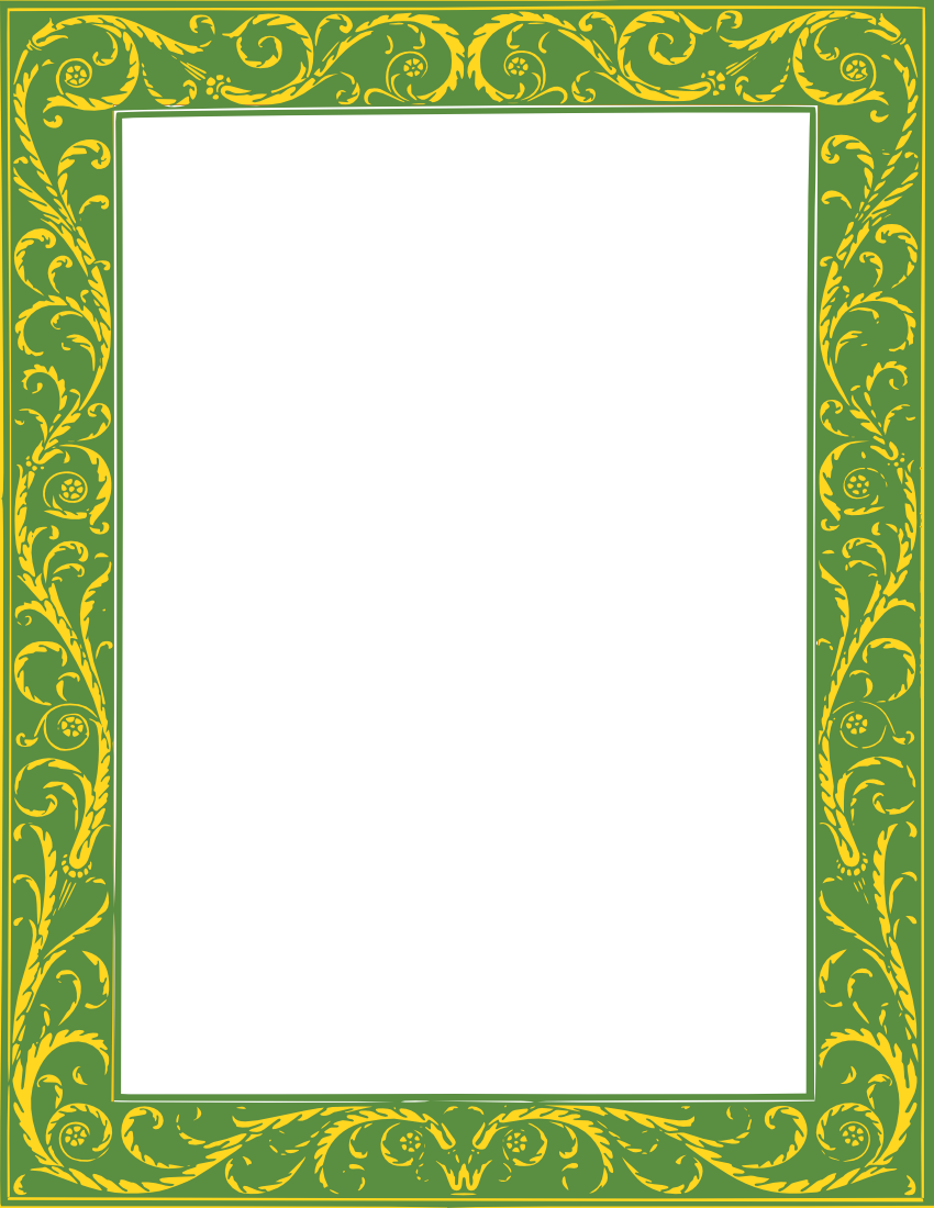 green background frame clipart green yellow text transparent clip art green background frame clipart green