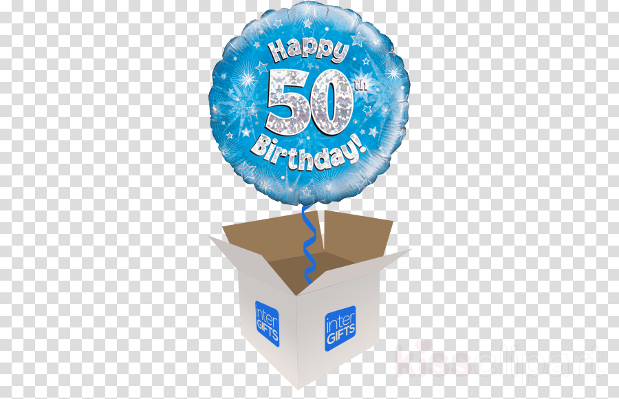 Download Happy Birthday Husband Balloon Clipart Helium