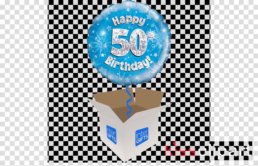 Download Happy Birthday Husband Balloon Clipart Helium