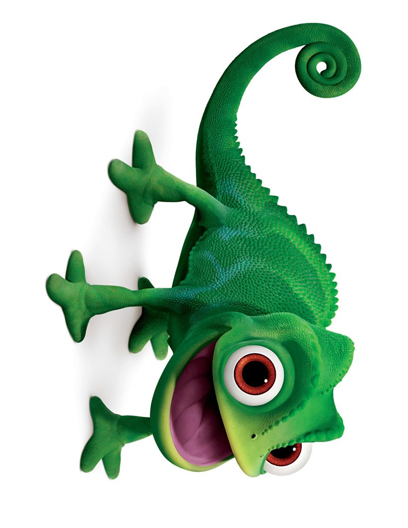 Download pascal tangled no background clipart Rapunzel