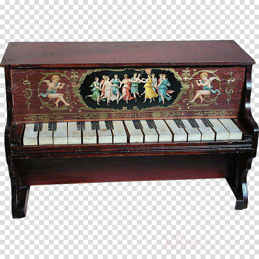 Piano clipart Electric piano VICIOUS ROOSTER