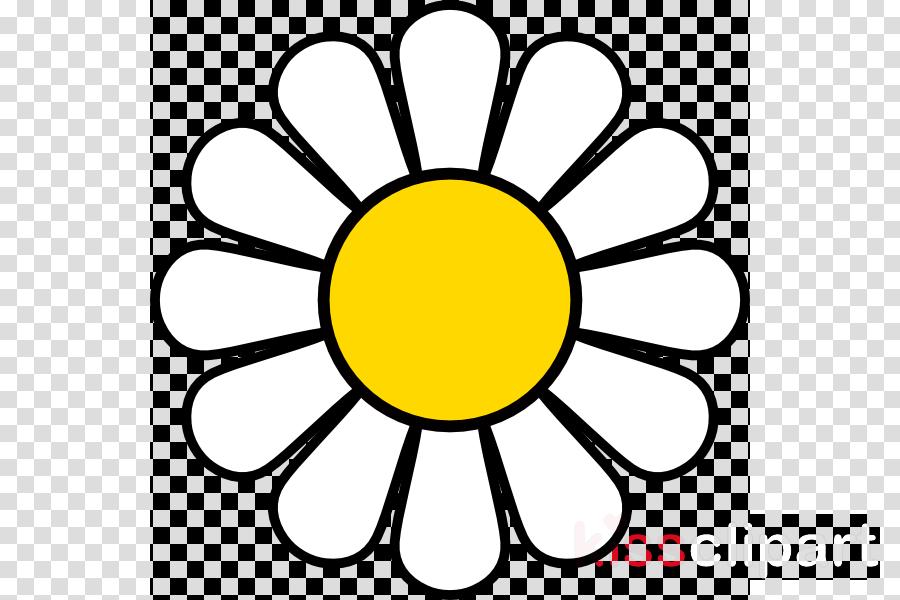 daisy clip art clipart Common daisy Clip art