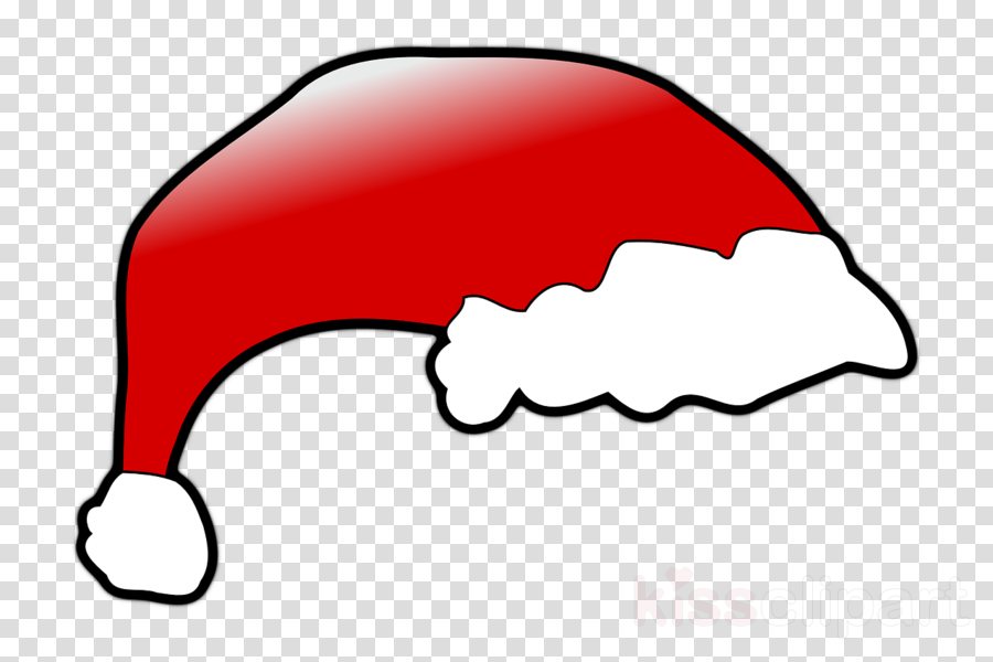 cappello natale svg clipart Santa Claus Clip art