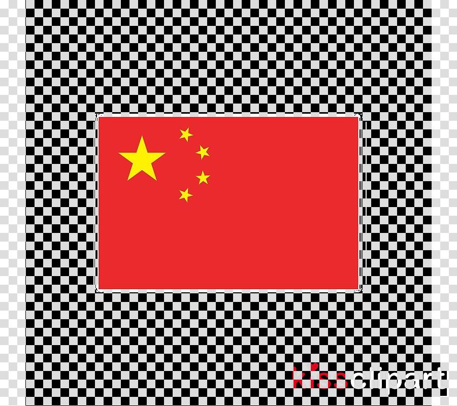 Flag of China clipart Flag of China
