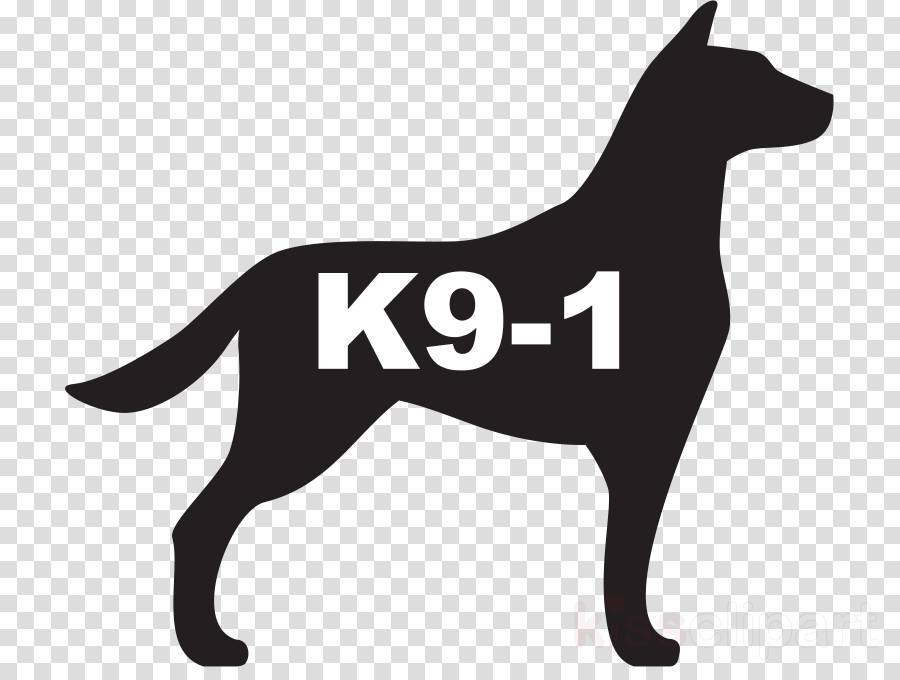 k9-1 t-shirt clipart Dog breed Police dog