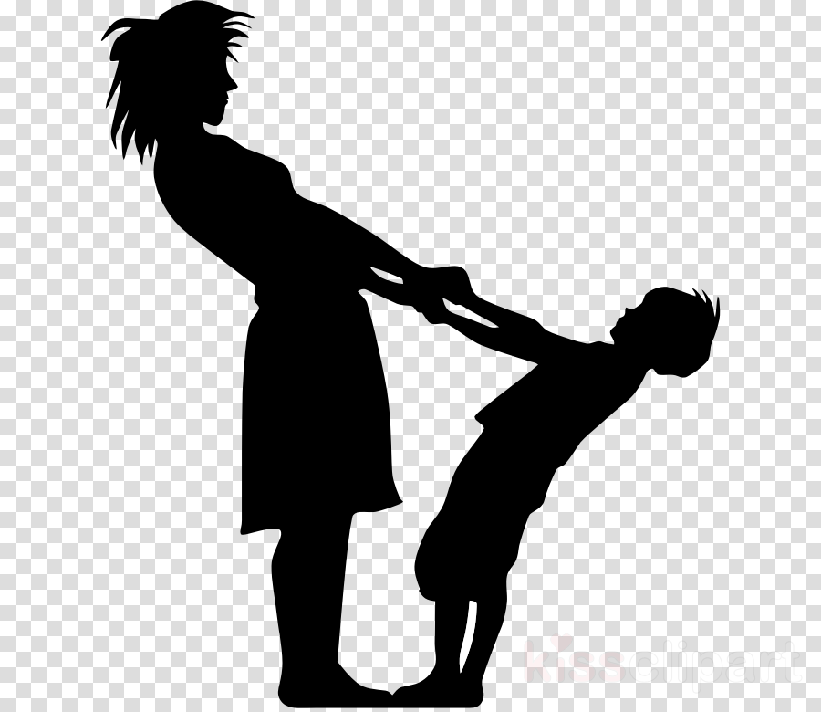 mother and son clipart Mother Son Clip art