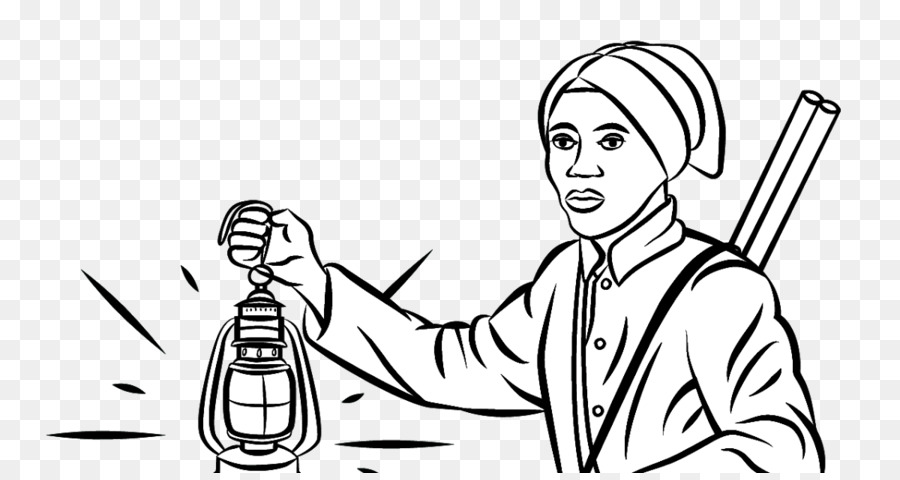 Download harriet tubman coloring page clipart Coloring book Child ...