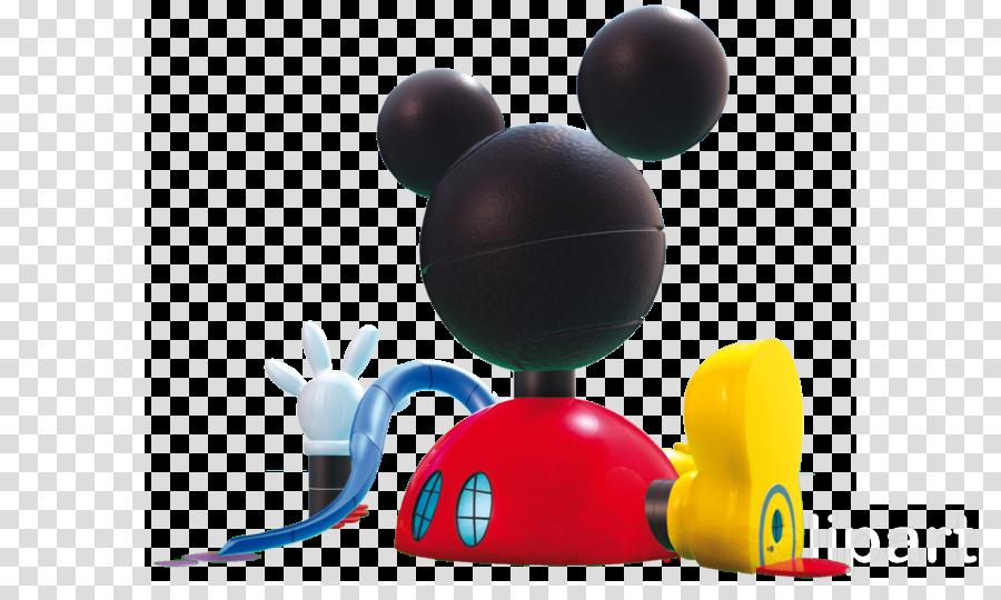 casa de mickey mouse para recortar clipart Mickey Mouse Minnie Mouse Pluto