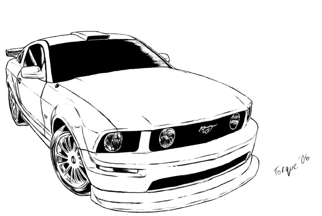Car Drawing Png Clipart Free Download