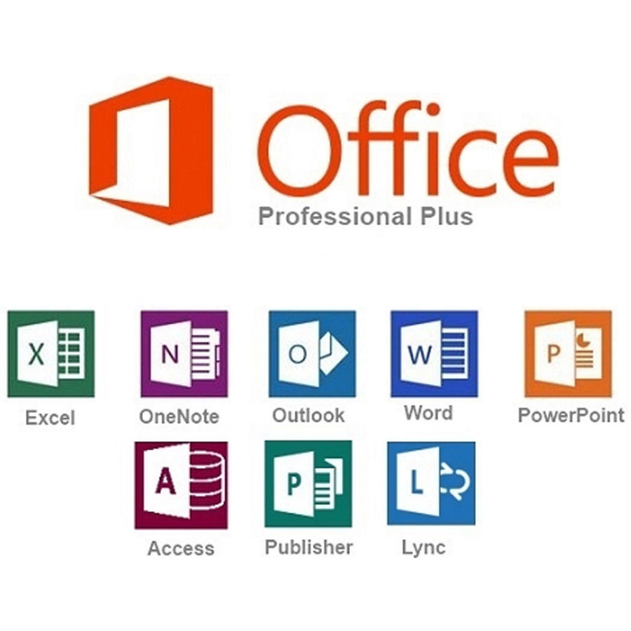 Download Microsoft Office 2016 Professional Plus Clipart Pro Corporation