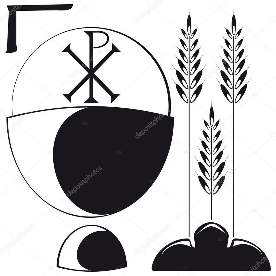 Download Monochrome Photography Clipart Chalice Christian Symbolism