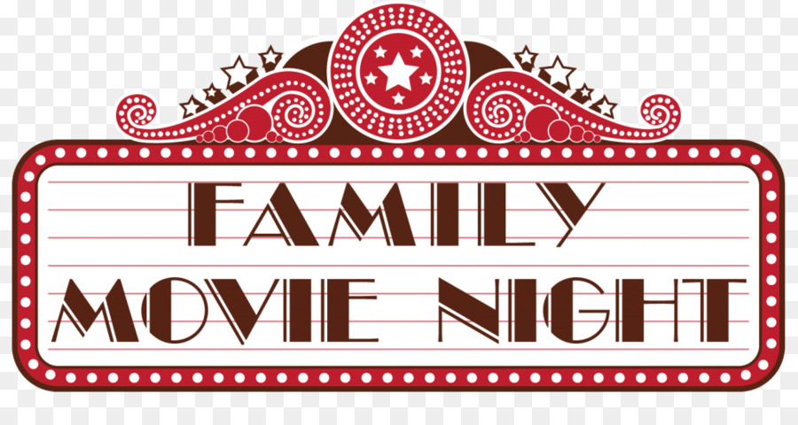 Family, Night, Cinema, transparent png image & clipart free download