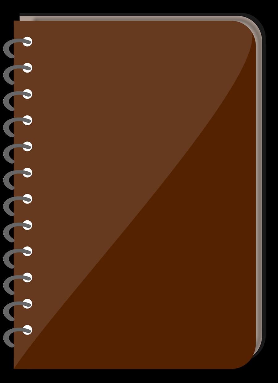Notebook Drawing Clipart Paper Book Notebook Transparent Clip Art