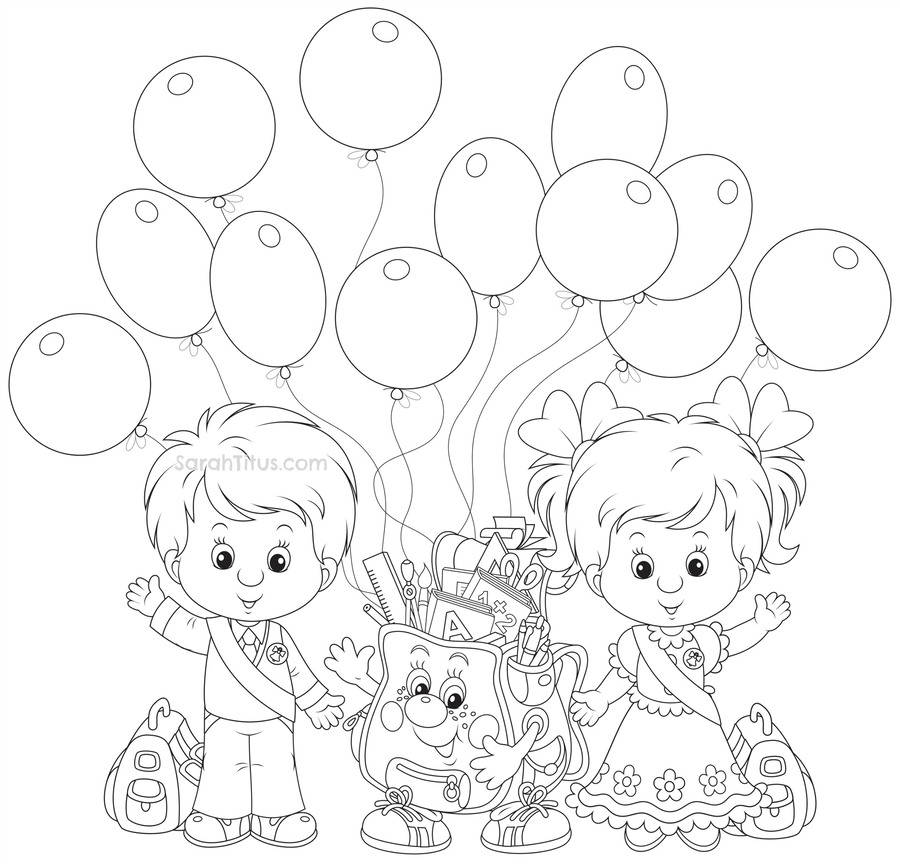children at school to colour clipart coloring book christmas coloring pages colouring pages