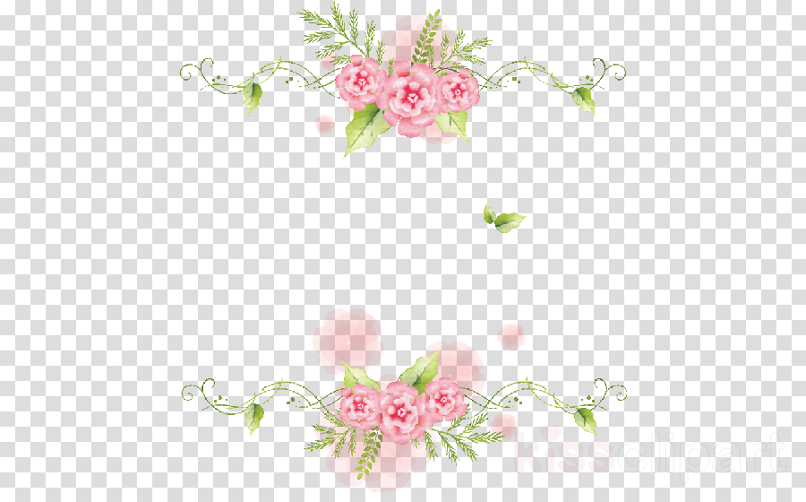 Vintage Flower Pink Transparent Png Image Clipart Free Download