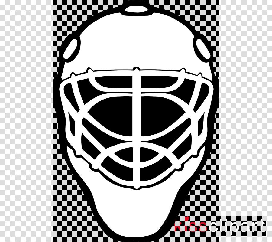 Hockey Mask Line Transparent Png Image Clipart Free Download