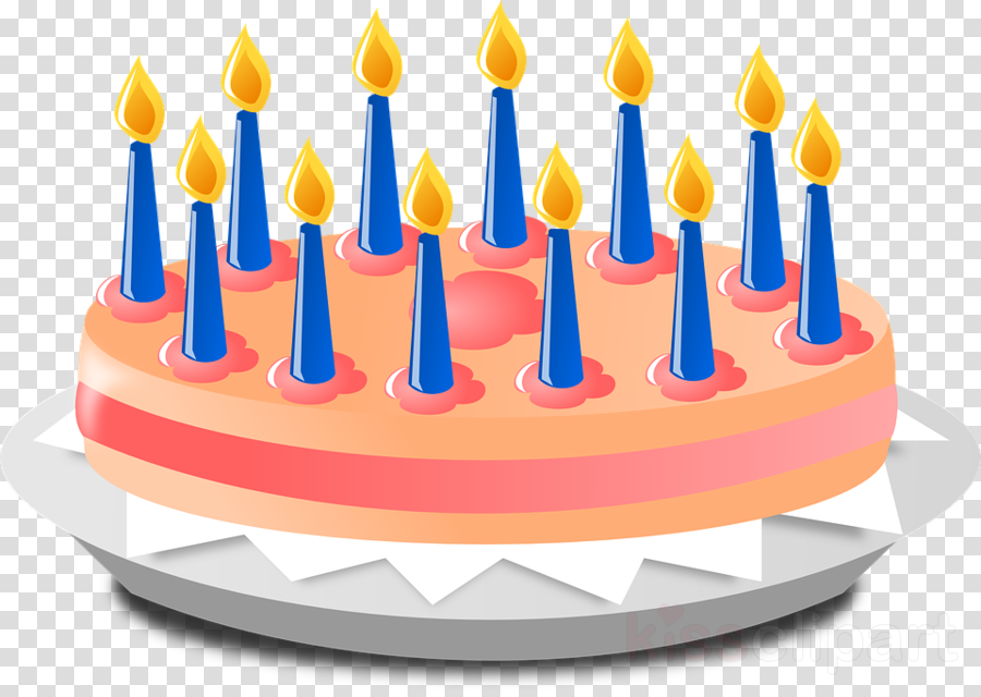 Birthday Cake Animation Png Clipart Candles Clip Art