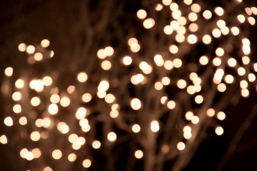 Download twinkle lights background clipart Christmas lights