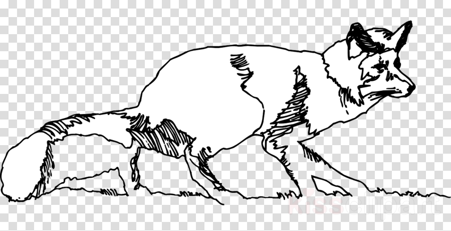 Download Gambar Sketsa Hewan Hd Clipart Sketch