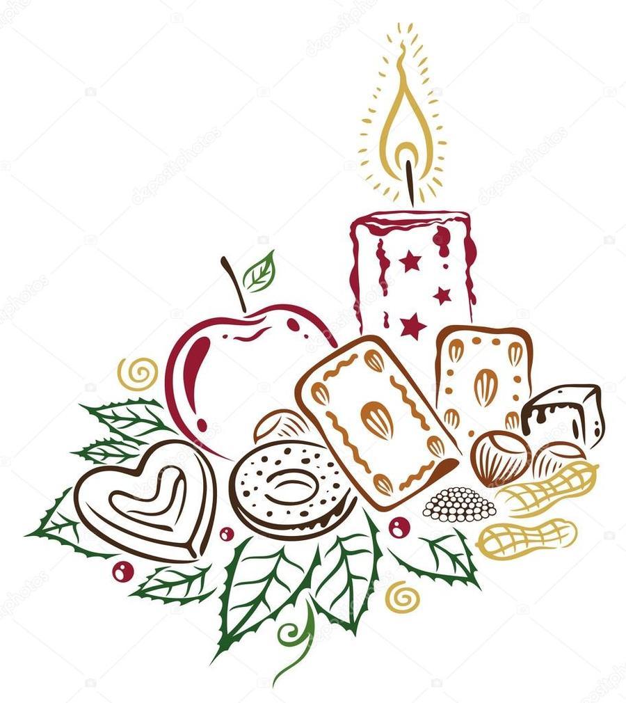 advent bilder schwarz wei clipart christmas tree advent clip art