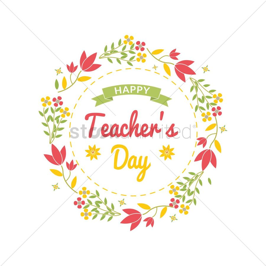 Happy Teachers Day Flower Images Flowers Healthy