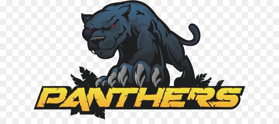 download panthers logo clipart tiger lion black panther tiger