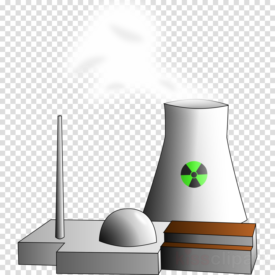 nuclear power plant clipart Nuclear power plant Power station