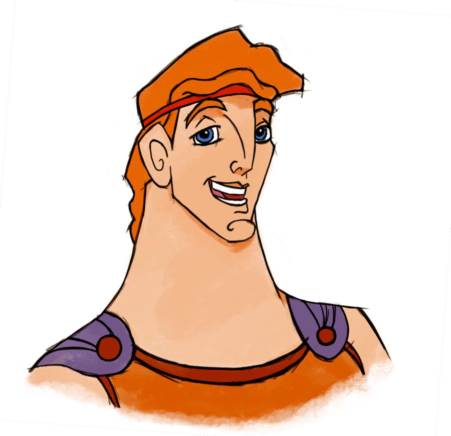Hercules clipart Hercules Heracles Zeus