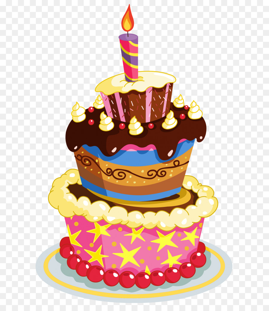 Birthday Cake Transparent Background Clipart Cupcake Clip Art