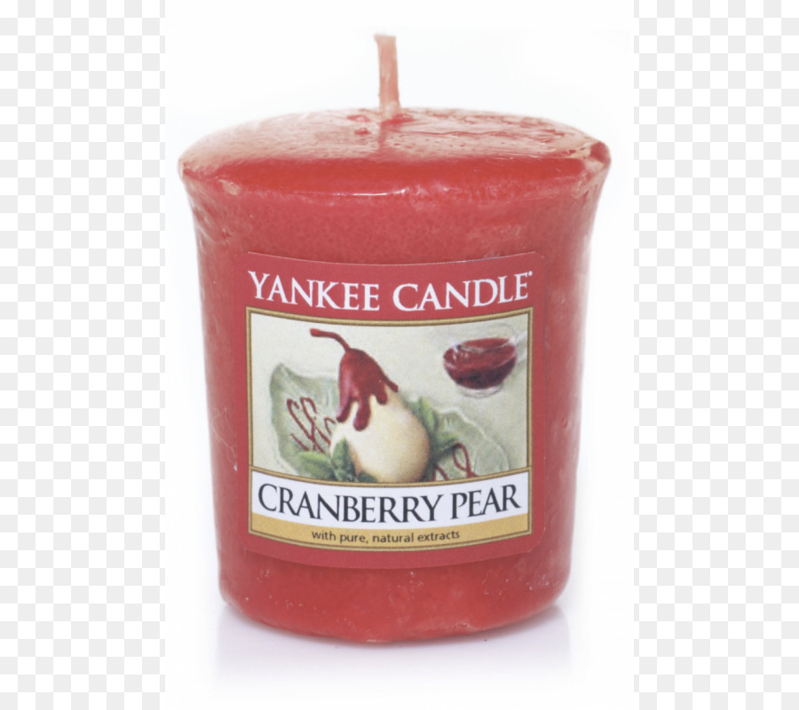 yankee candle cranberry pear votive candle clipart Votive candle Jar Yankee Candle