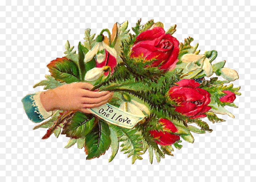 Mazzo Di Fiori Verdi.Wedding Floral Background Clipart Rose Flower Green