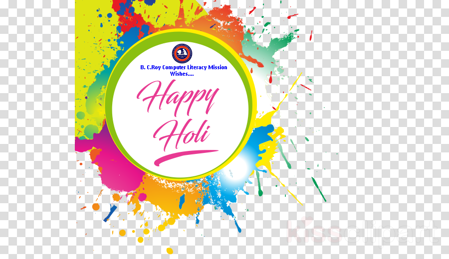 happy holi png clipart Happiness