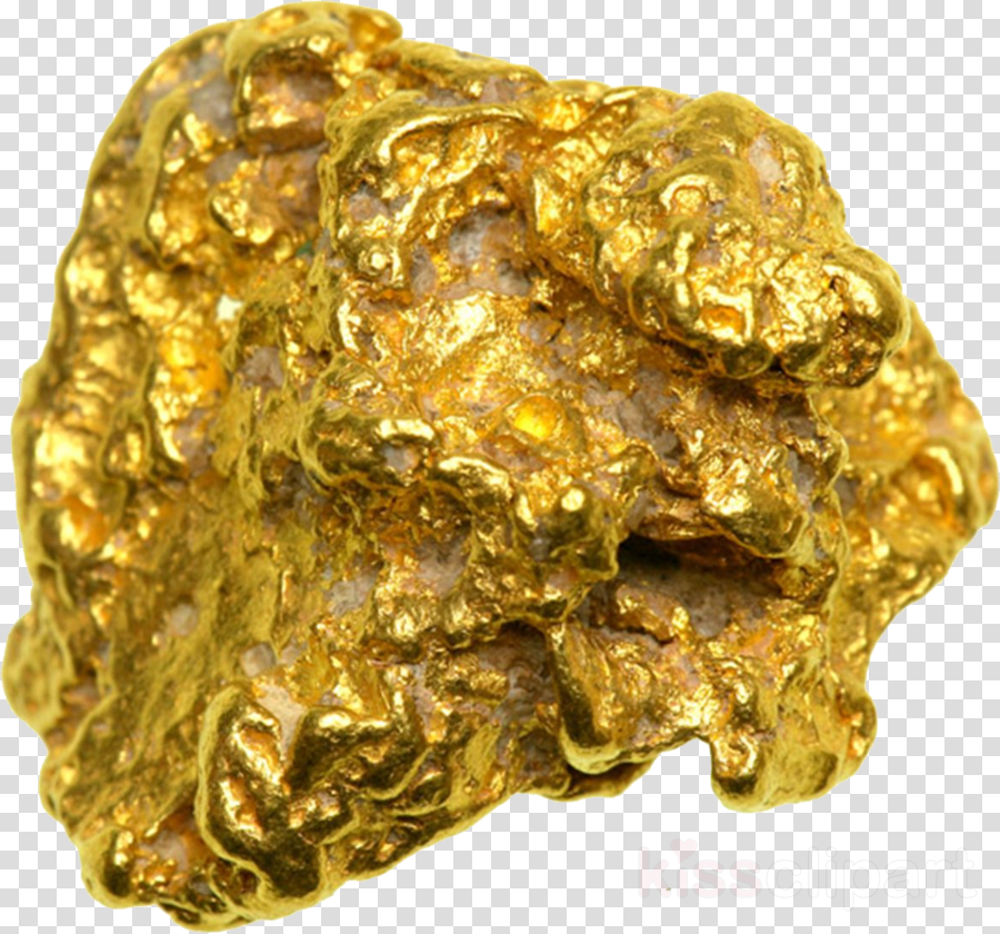 gold nugget png clipart Gold nugget Clip art