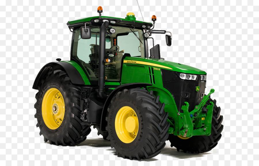 john deere 7230 r clipart John Deere Model 4020 Tractor