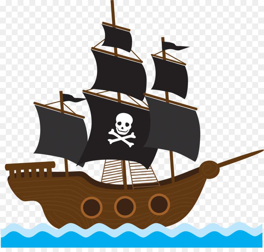 Картинка рисунок пиратский корабль