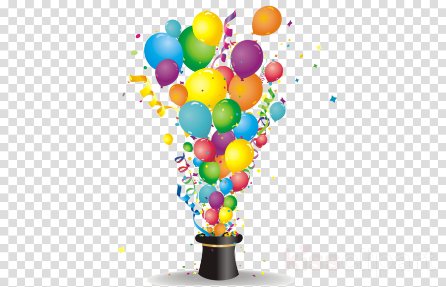 Balloon clipart Toy balloon Birthday