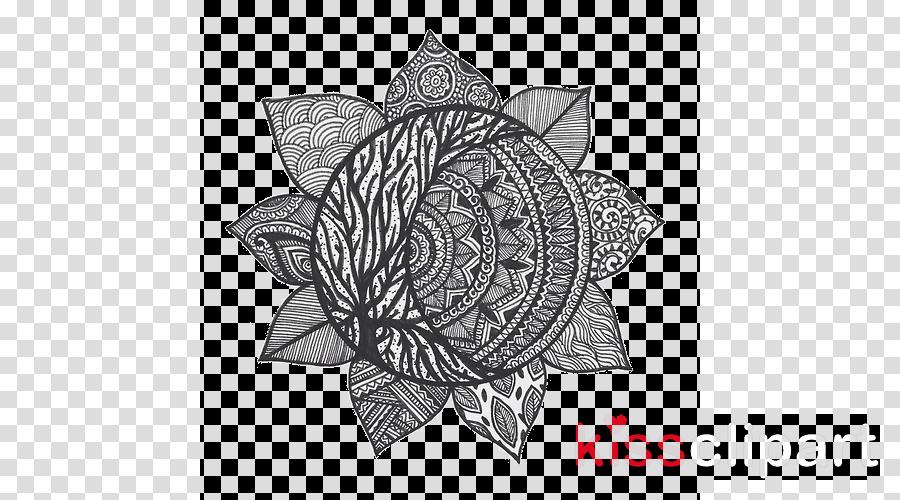 boho doodle art clipart Drawing Doodle Art