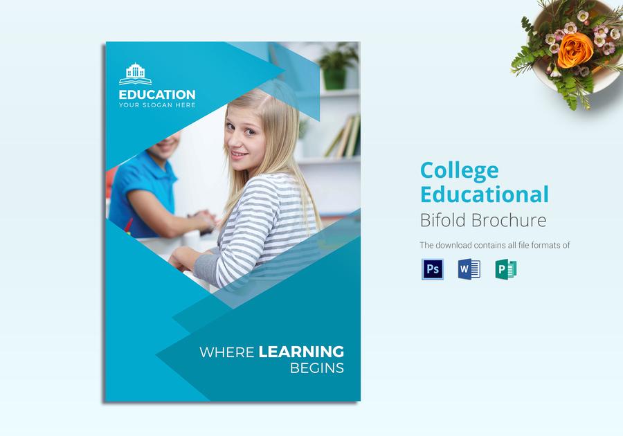 Download Educational Brochure Templates Clipart Brochure Template