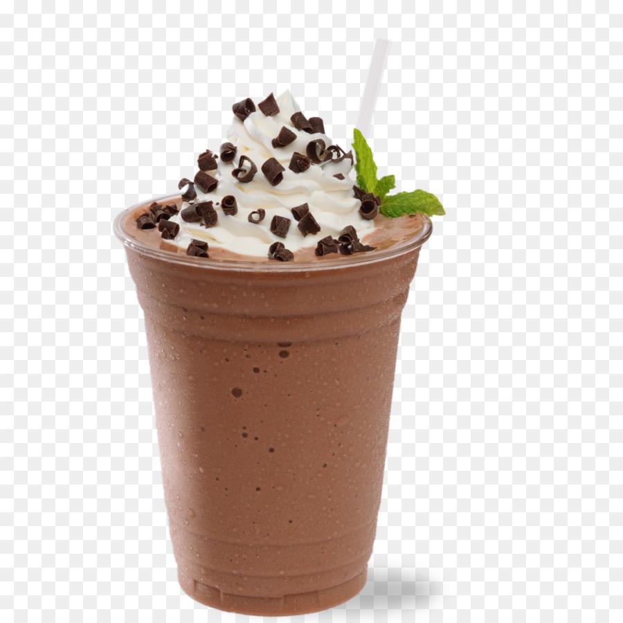 mocafe chocolate mint mocha frappe mix clipart Frappé coffee Caffè mocha Iced coffee