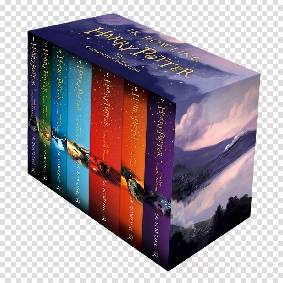 harry potter box set clipart Harry Potter: Symphonic Suite Harry Potter and the Deathly Hallows Harry Potter (Literary Series)