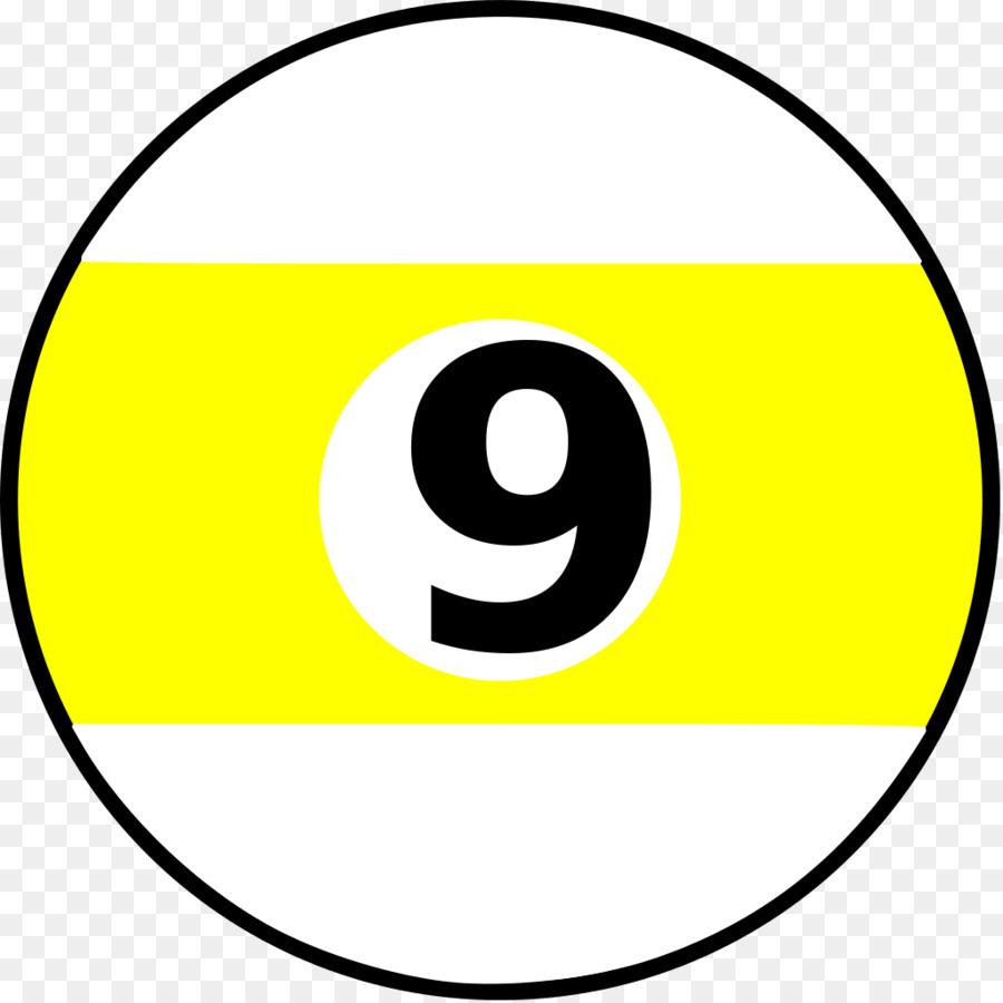 9-Ball Clip Art