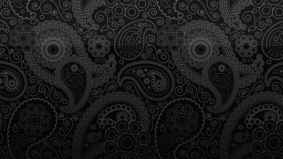 Paisley Patterns Clipart Desktop Wallpaper Pattern
