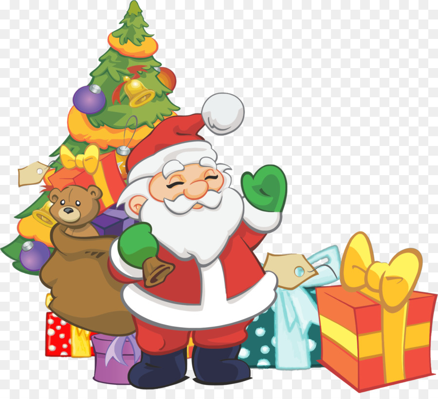 Christmas Gift Card clipart - Gift