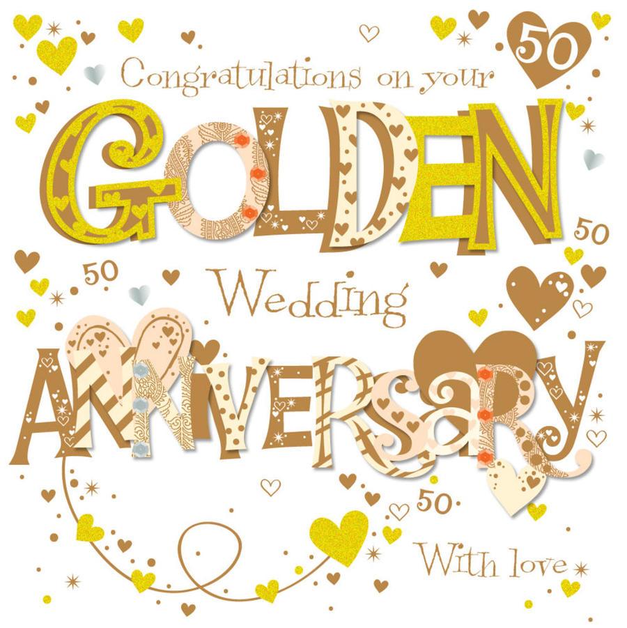 Anniversary Birthday Wedding Gift Text Yellow Font Product