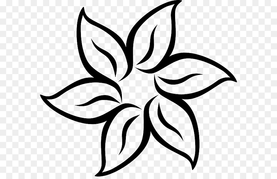 Flower, Drawing, Paper, transparent png image & clipart free download