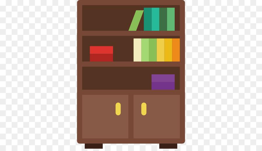 Download Bookcase Clipart Bookshelf
