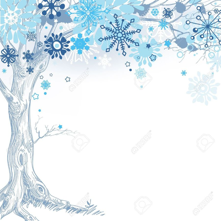 Download borders winter clipart Borders and Frames Clip art | Winter ...